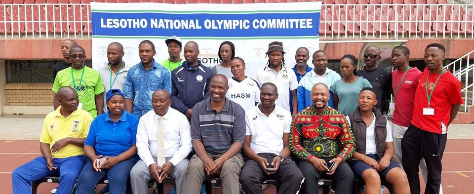 Lesotho National Olympic Committee